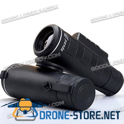 Panda 18x62 HD Optical Monocular Hunting Camping Hiking Telescope