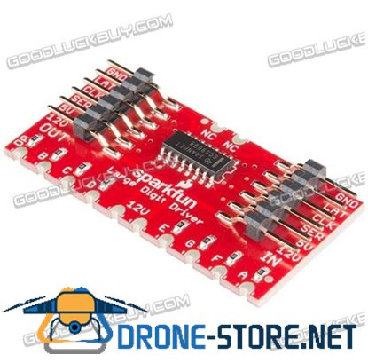 Large Digit Driver 12V Digital Tube Drive Module