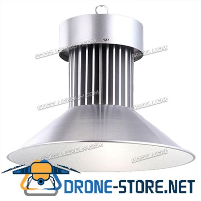 100W LED High Bay Light Bright Lamp Lighting Fixture Factory Industry AC85-265V