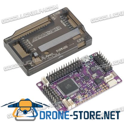 APM2.6 ArduPilot Mega 2.6 Kit External Compass APM Flight Controller Board for Multicopter Fixed-wing Copter