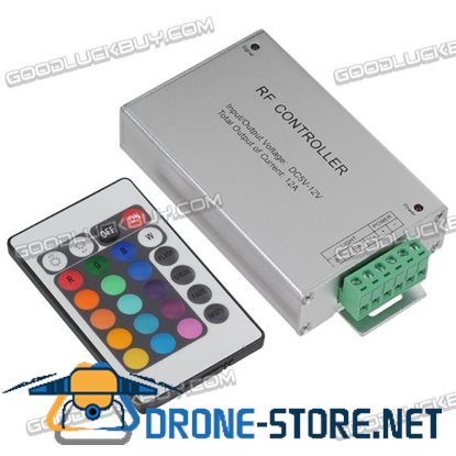 144W12V-M3Q-IR24 Infrared Remote Controller w/ Memory Function