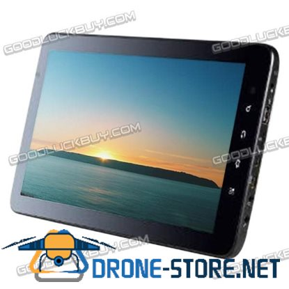 10.1 inch Google Android 4.0 Amlogic ARM Cortex A9 1.2GHz Tablet PC Support 1080P Video-8G