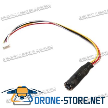 """1/4"""" CMOS 600TVL FPV Camera 2.8mm Lens Infrared Night Vision for Aerial Photography"""