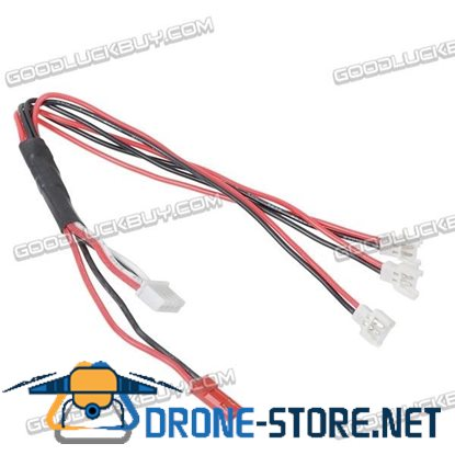 1S 3.7V Battery Balance Charging 1 to 3 Charging Cable for Walkera Mini CP/V120D02S