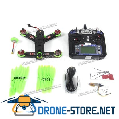 KINGKONG 210GT  FPV Racing Quadcopter Drone RTF Combo Ready to Fly with F3 Flight Control and FS-I6 Controller