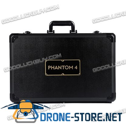 Outdoor Portable Aluminum Protective Carrying Hard Case for DJI Phantom 4 55*24.4 x 35.6cm