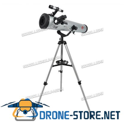 Phoenix F76700 76*700mm 350x HD High Resolution Night Vision Astronomical Telescope
