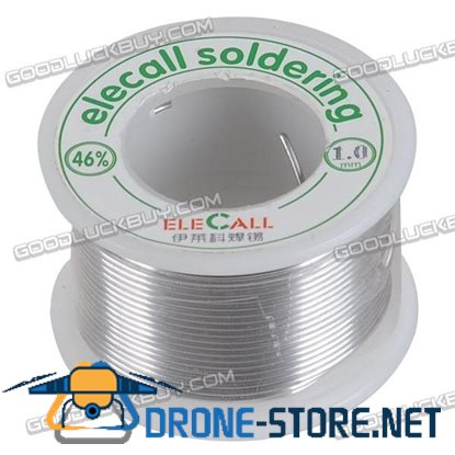1.0mm Diameter Tin Lead Rosin Core Flux Solder Soldering Wire Reel