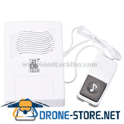 Battery Powered Wired Electronic Doorbell Door Chime RL-05