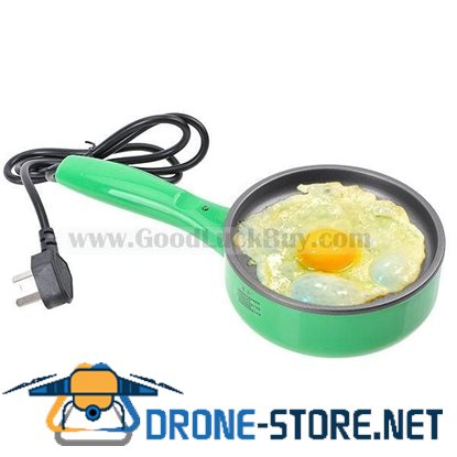 XCM-80A Electric Frying Pan Unsticky Paint 350W 220V