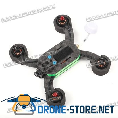 L230-1 Carbon Fiber Quadcopter RTF RC Drone with 720P Camera Monitor ESC Motor