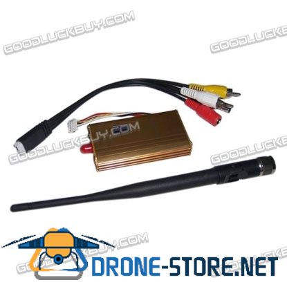 1.2G 1.3G 1500mW Wireless Audio&Video Transmitter TX for FPV A/V Transmission