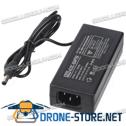 JCY 12V/3A AC/DC Adapter Power Supply Indoor Use