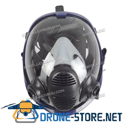 15 in1 Facepiece Respirator Painting Spraying For 3M 6800 Full Face Gas Mask