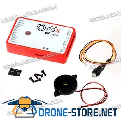 9Dsmart P9X Pixhawk V2.4.6 32Bits Open Source Flight Contoller for RC Airplanes Multicopter