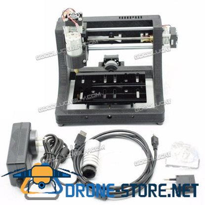 3Axis Mini USB CNC Router Wood Carving Engraving PCB Milling Machine