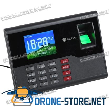 "Realand ZDC20 2.8"" Color TFT Fingerprint Time Attendance Energy-Save"