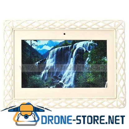 "7 "" inch LCD Screen Digital Photo Frame Picture Video Music Player 302E"