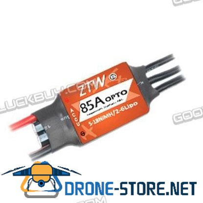 AL-ZTW 85A Programmable 5V/5A BEC Brushless BEC for Quadcopter Multicopter