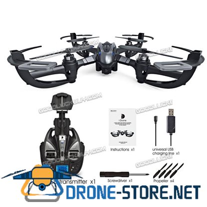 i Drone i4w Wifi FPV 2.4Ghz 4CH 6-Axis RC Drone Quadcopter with HD Camera RTF