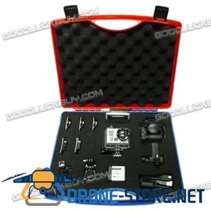 Protective Box for GoPro HD Hero2 Gopro GD Hero3 Sports Camera