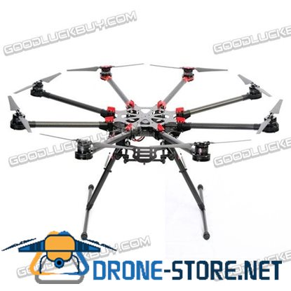 DJI S1000 Premium Folding Octocopter Frame FPV Kit 5D2 5D3 Camera Aerial Photography