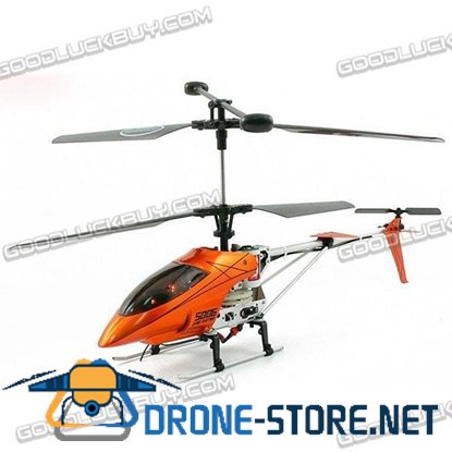 Syma S006G 3.5 Channel Alloy Shark RC Helicopter with Gyro