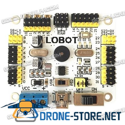 32CH Servo Controller Control Board for Robot Mechanical Arm