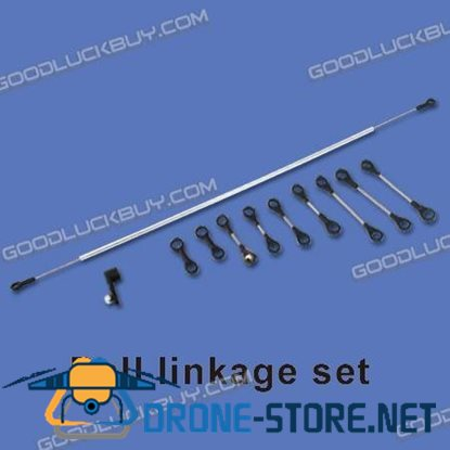 Walkera Creata400 Parts HM-Creata400-Z-06 Ball Linkage Set
