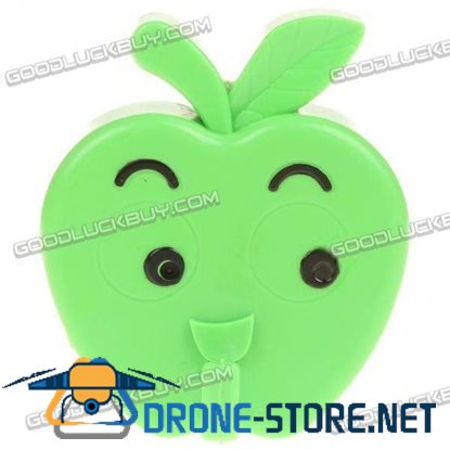 Apple Style USB Rechargeable Pin-Hole Spy Camera Camcorder Green