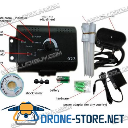 Smart Dog In-ground Pet Fencing System-CE VS023