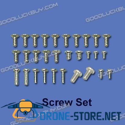 Walkera V120D03 Parts HM-V120D03-Z-08 Screw Set