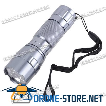 SacredFire NF-025 Cree P4-WC 100-Lumen LED Flashlight (3*AAA)