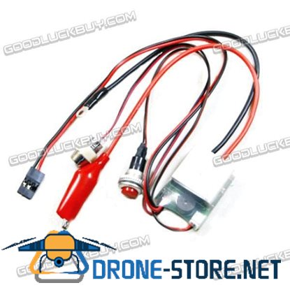 1.5V/4A Glow Heat System for Starting Glow Plug Engines