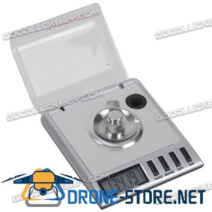 30g 0.001g Electronic Digital Carat Scale Pocket Jewelry Scale