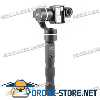 Feiyu FY-G4  QD Version 3-Axis Handheld Brushless Gimbal Camera Mount for 33mm-46mm Sport Camera