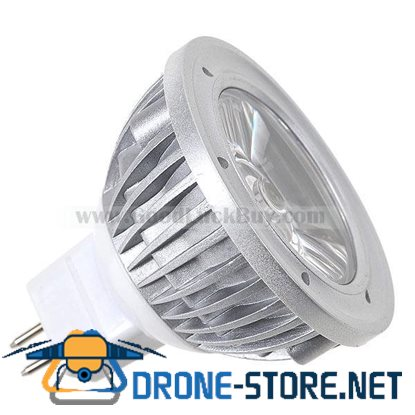 1x1W MR16 LED Warm White Light Spotlight Lamp Bulb 12V
