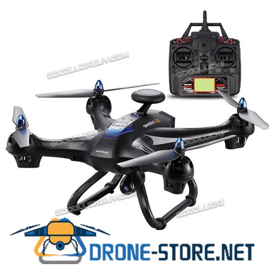 Global Drone 6-axes X183 With 2MP WiFi FPV HD Camera GPS Brushed Quadcopter