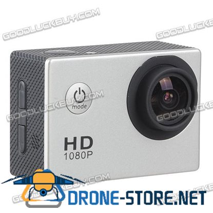 1080P HD SJ4000 Helmet Sports 12MP DVR DV Recorder Car Bicycle Action Camera