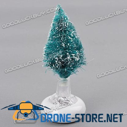USB Fibre Optic Xmas Christmas Green Tree RGB Colour Changing