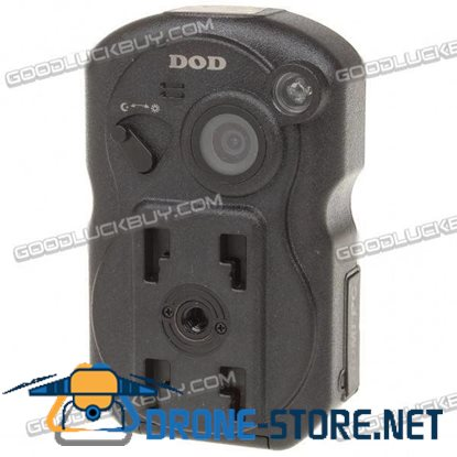 DOD GSE580 5MP CMOS 1080Pl Car Black Box GPS Logger 4-IR LED Night Vision