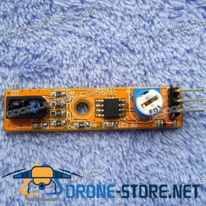 1 Channel Infrared Detector Tracked Photoelectricity Sensor Obstacle Avoidance Module for Smart Car Robot TCRT5000