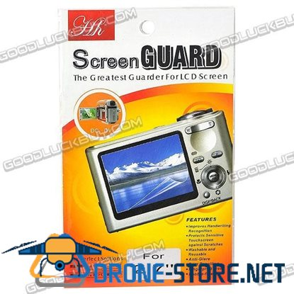 Screen Protector for 2.7-inch Digital Camera LCD