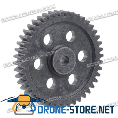 02040 Throttle Spur Gear 44 Teeth 1/10 Scale for HSP Himoto RC Car Spare Parts