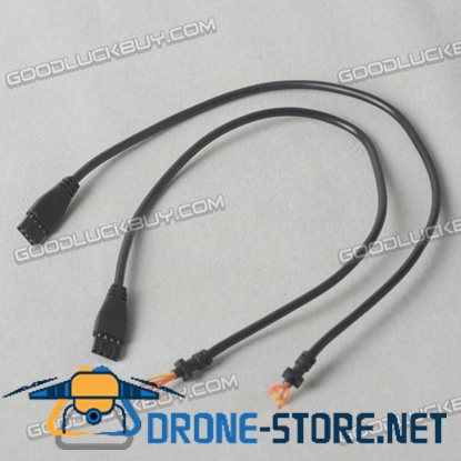 4Pin GPS Connect Cable Copper Core 30cm for FPV 2-Pcs