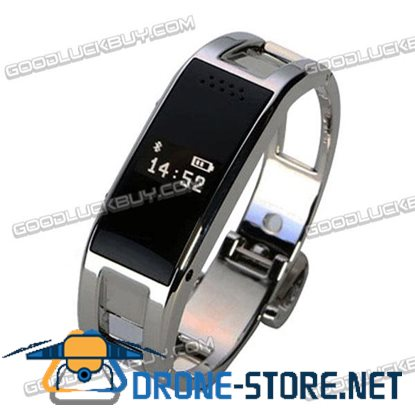 D8 LCD Smart Bluetooth Wrist Watch Sleep Monitor Pedometer Bracelet Android iOS