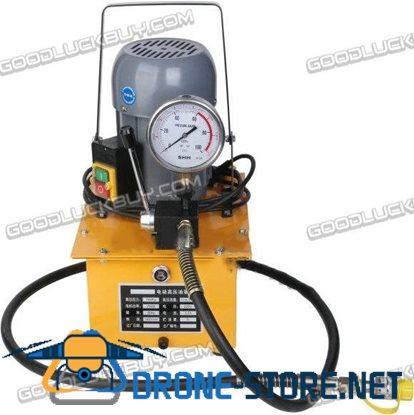 Electric Driven Hydraulic Pump Single Acting Remote Controlled 10000PSI