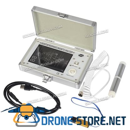 4th Generation Quantum Magnetic Resonance Health Analyzer English 48 Report