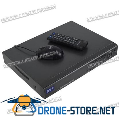 5816 Standalone Linux 16CH Real Time Network DVRVideo Recorder VGA RS485