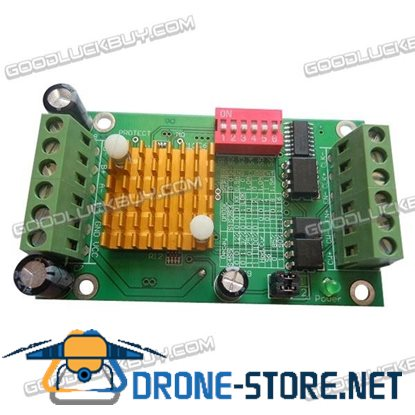 TB2209 1.5A Stepper Motor Controller Driver w/Heat Sink for 42 Two-phase Stepper Motor
